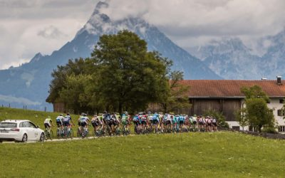 2 Tiroler Rad-Cracks schwärmen von Kitzbüheler Marathon-Premiere