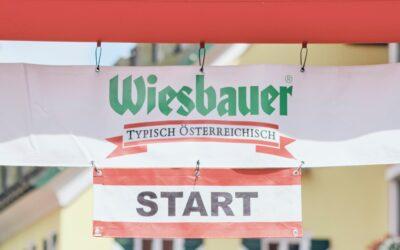 Wiesbauer is sponsor of the Kitzbüheler Radmarathon